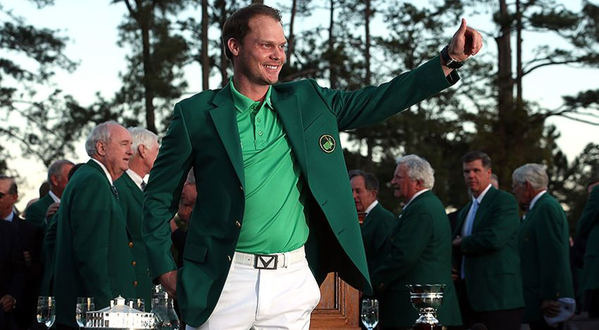 Defending champion Danny Willett