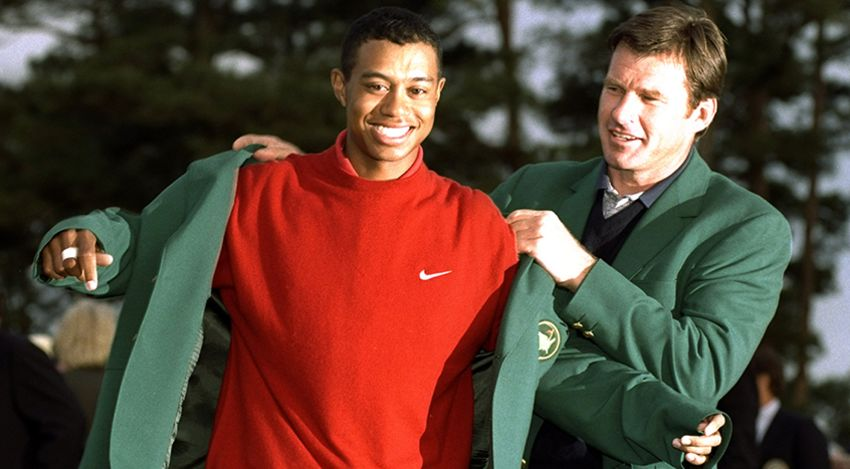 How Many Green Jackets Does Tiger Woods Have | Outdoor Jacket