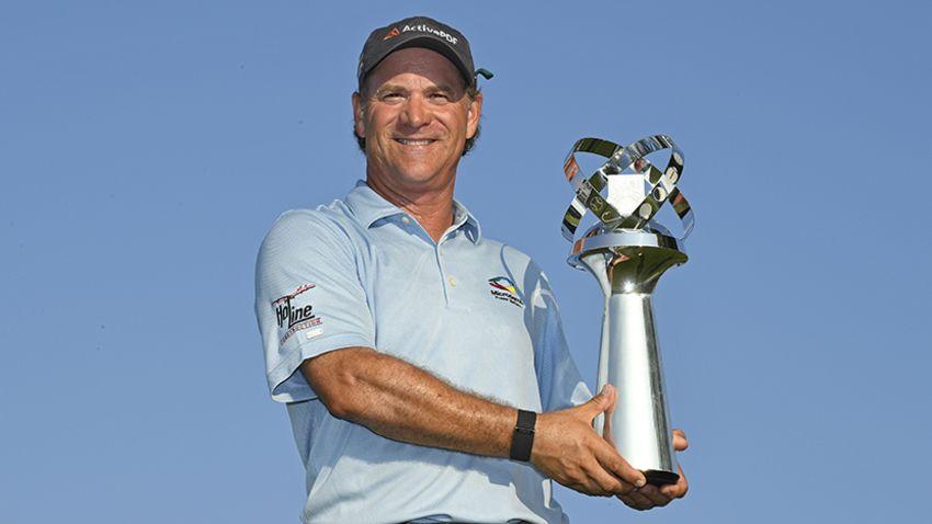 Scott McCarron won for the third time this season on PGA TOUR Champions. (Chris Condon/PGA TOUR)