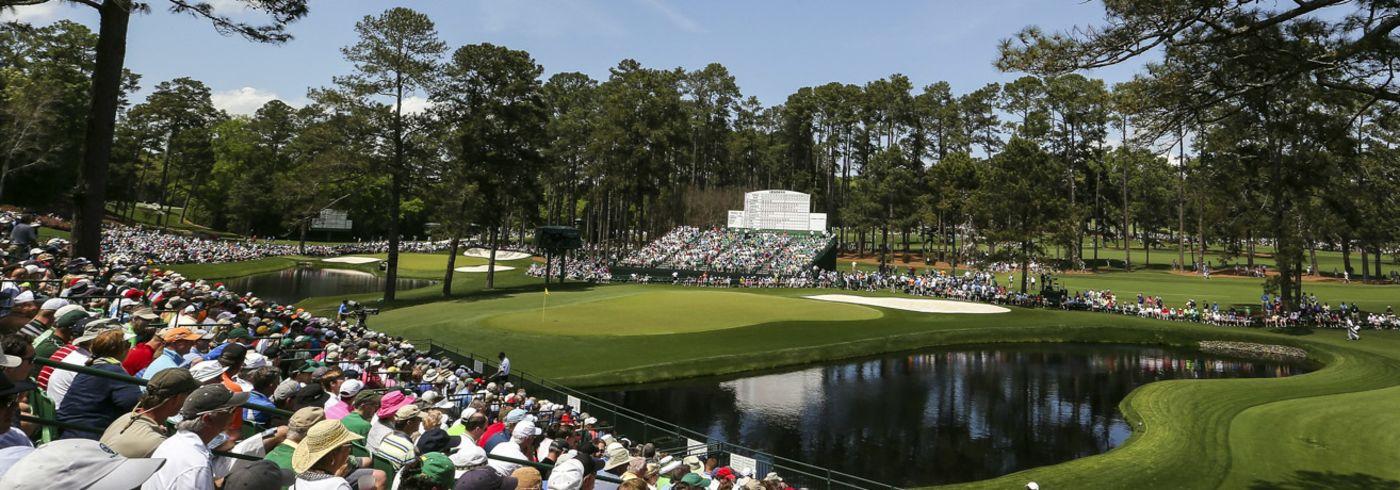 masters tournament field