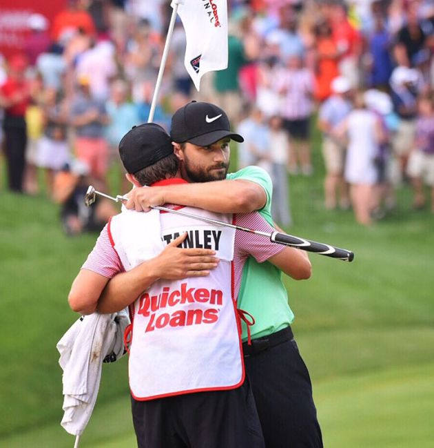 Stanley earns second TOUR title