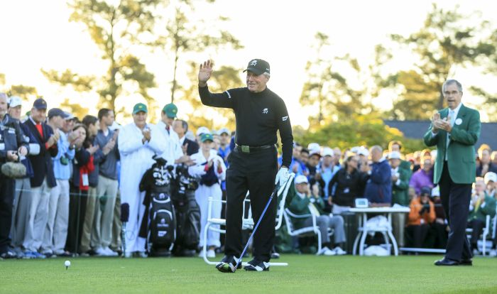 Photo Gallery The Masters Opening Ceremony