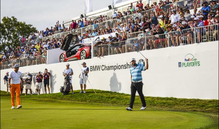 photos: bmw championship, final round