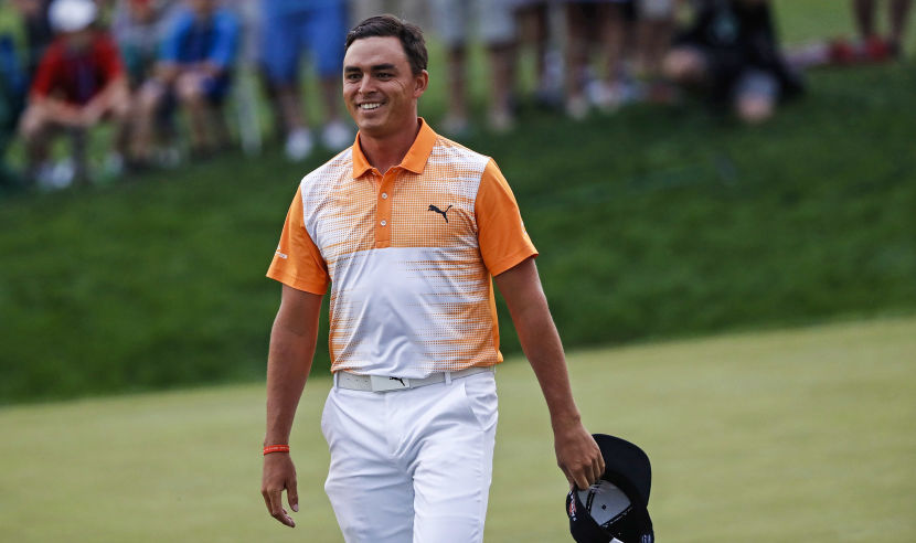 Image result for the memorial tournament rickie fowler