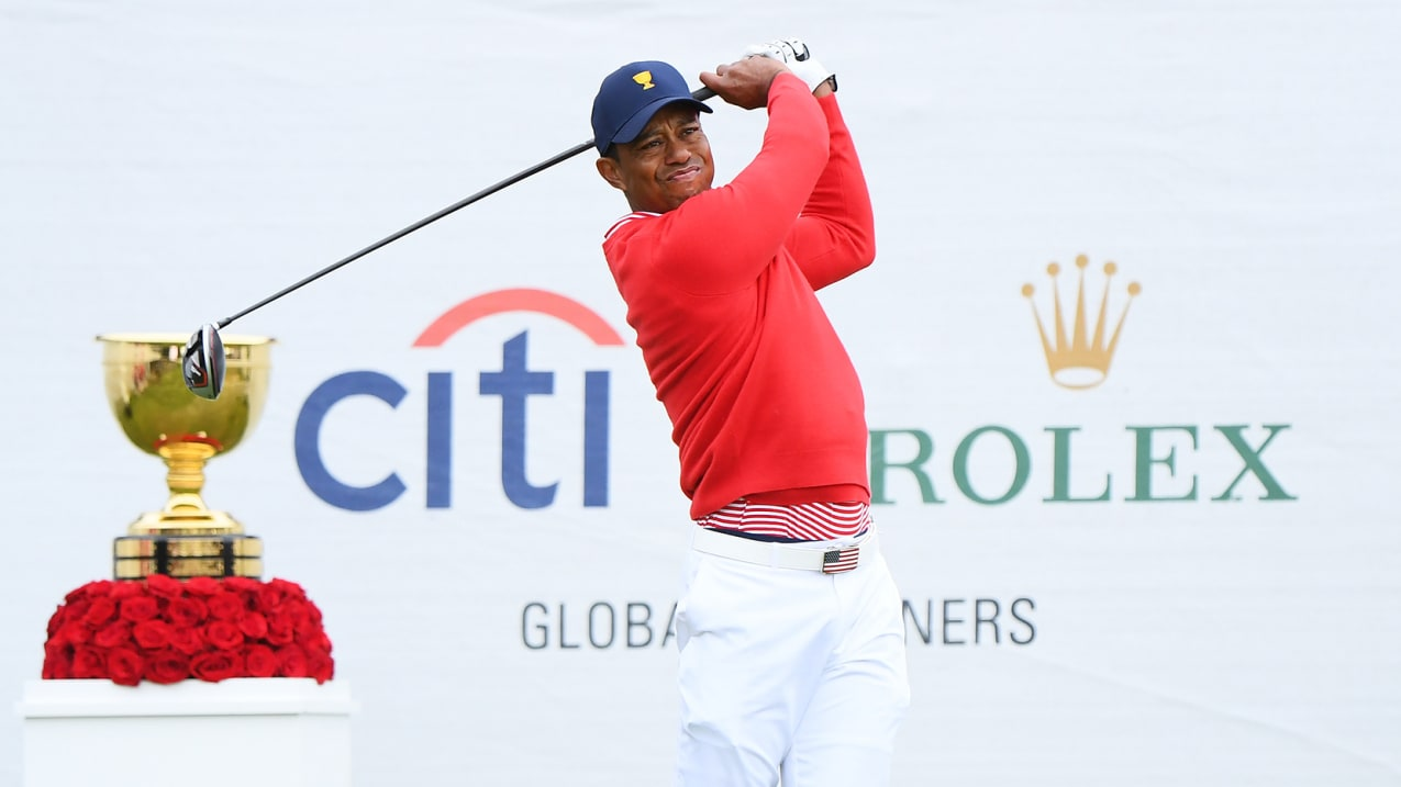 Presidents Cup: Day 4 Singles Match Recaps
