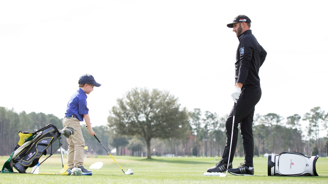 The Dustin Johnson Foundation is based in South Carolina at TPC Myrtle Beach. (Courtesy of the Dustin Johnson Foundation)