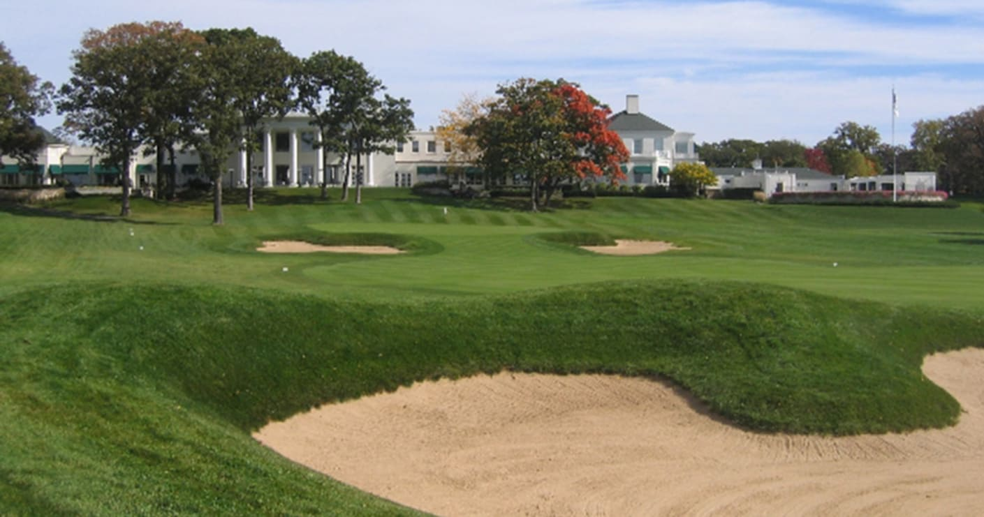 The Constellation SENIOR PLAYERS will be played in the Midwest for the first time since 2006. (Courtesy of Exmoor Country Club)