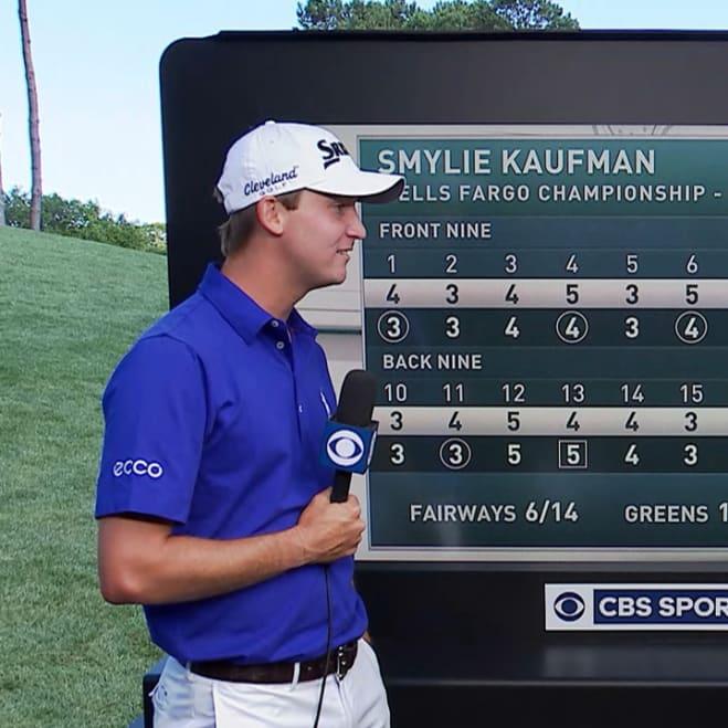 Smylie Kaufman Pga Tour Profile News Stats And Videos