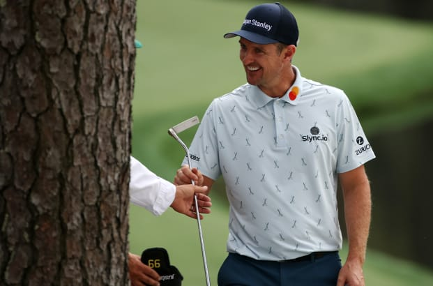The Masters: Round 1 review, Rose leads by four