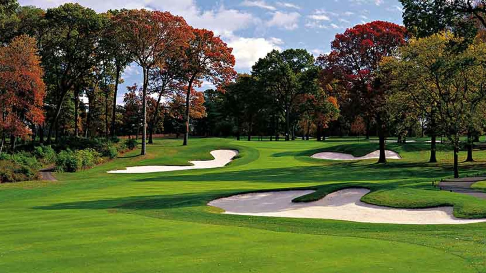 Ridgewood Country Club will host the FedExCup Playoffs opener for the fourth time this season. (Ridgewood CC photo)