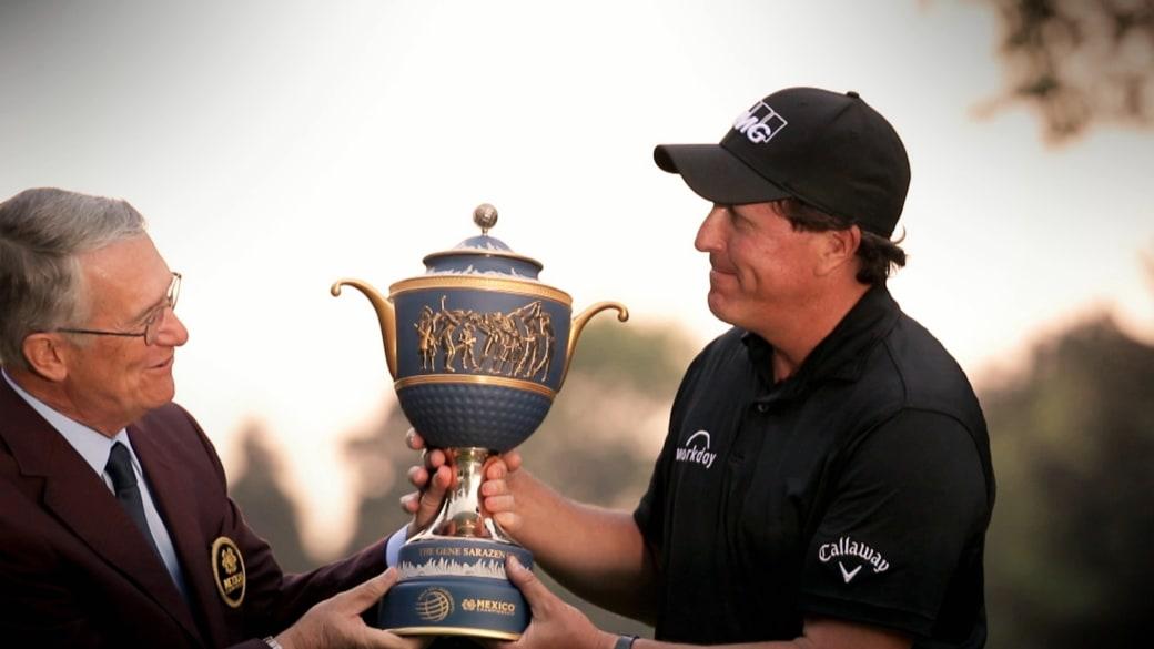 2015 World Golf Championships