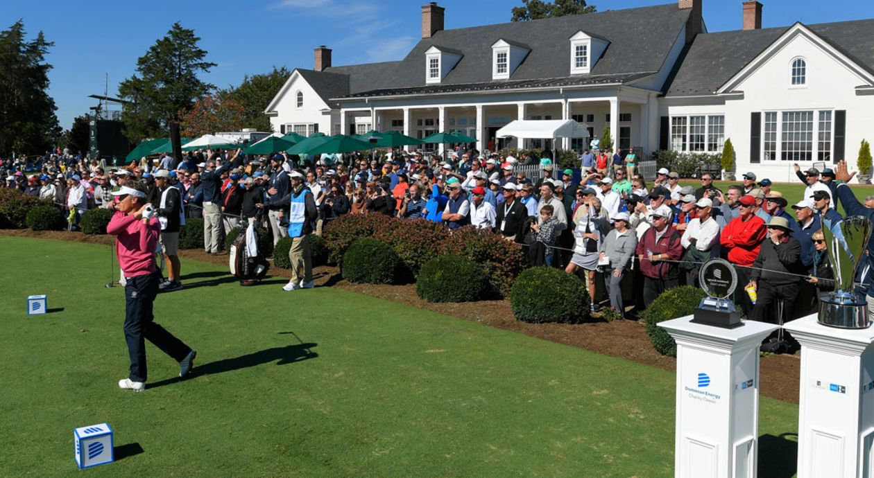 Dominion Energy Charity Classic - Tickets