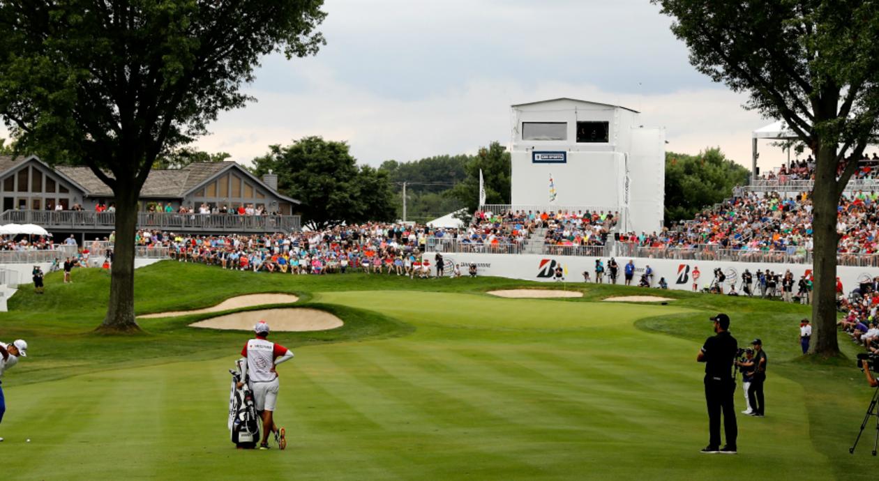 World Golf Championships Bridgestone Invitational Past Results