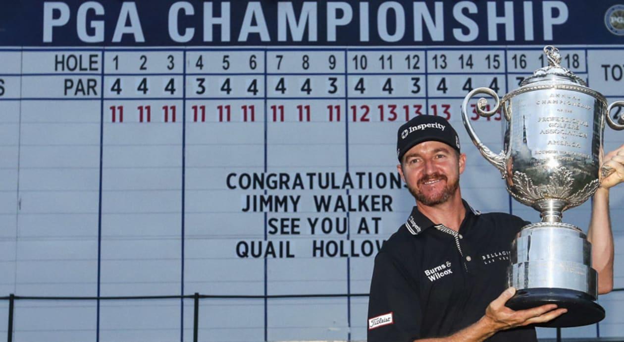 List of PGA Championship champions
