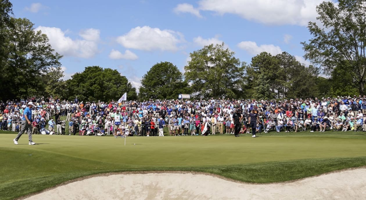 Wells Fargo Championship: Weather
