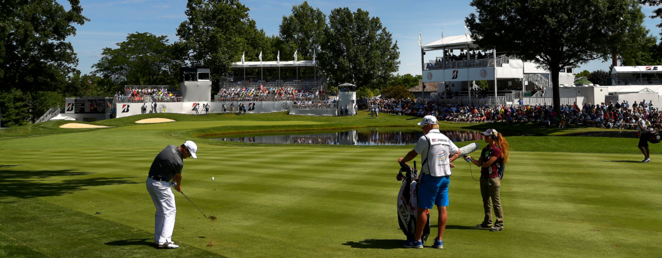 Bridgestone Invitational Offers Once In A Lifetime Opportunity