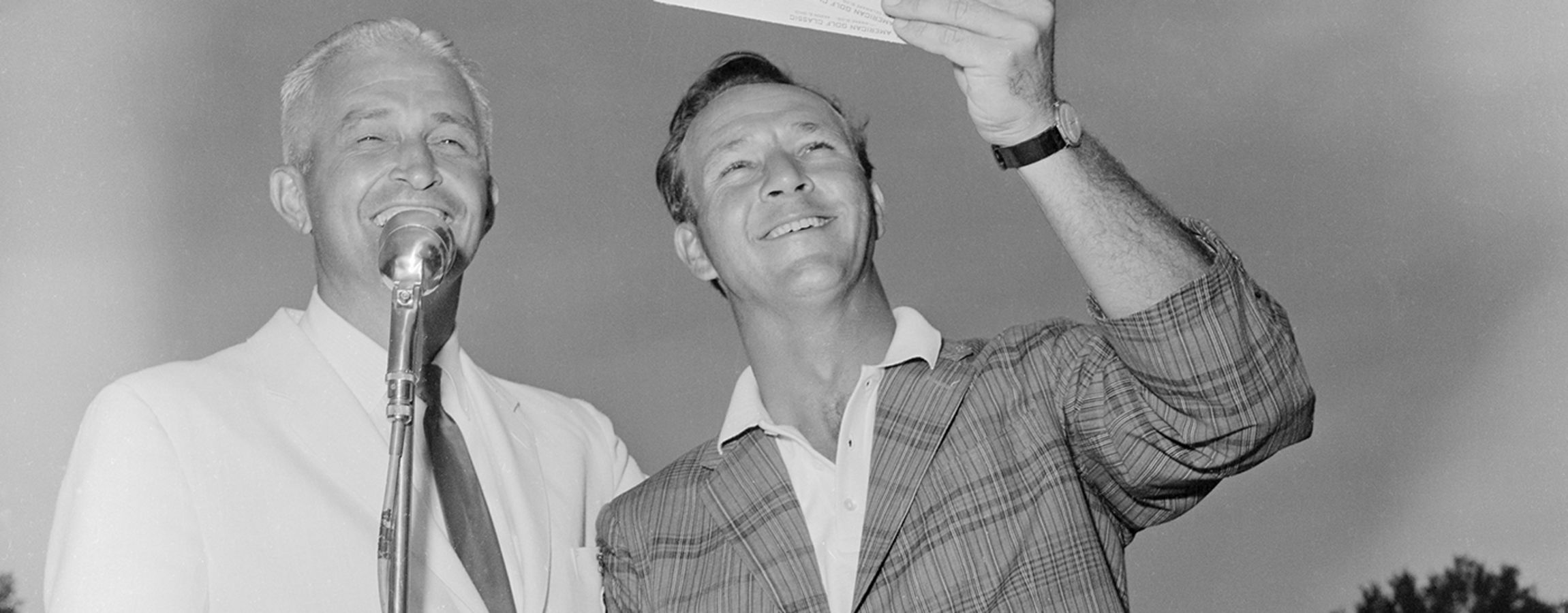 Land of Legends: Arnold Palmer's History at Firestone