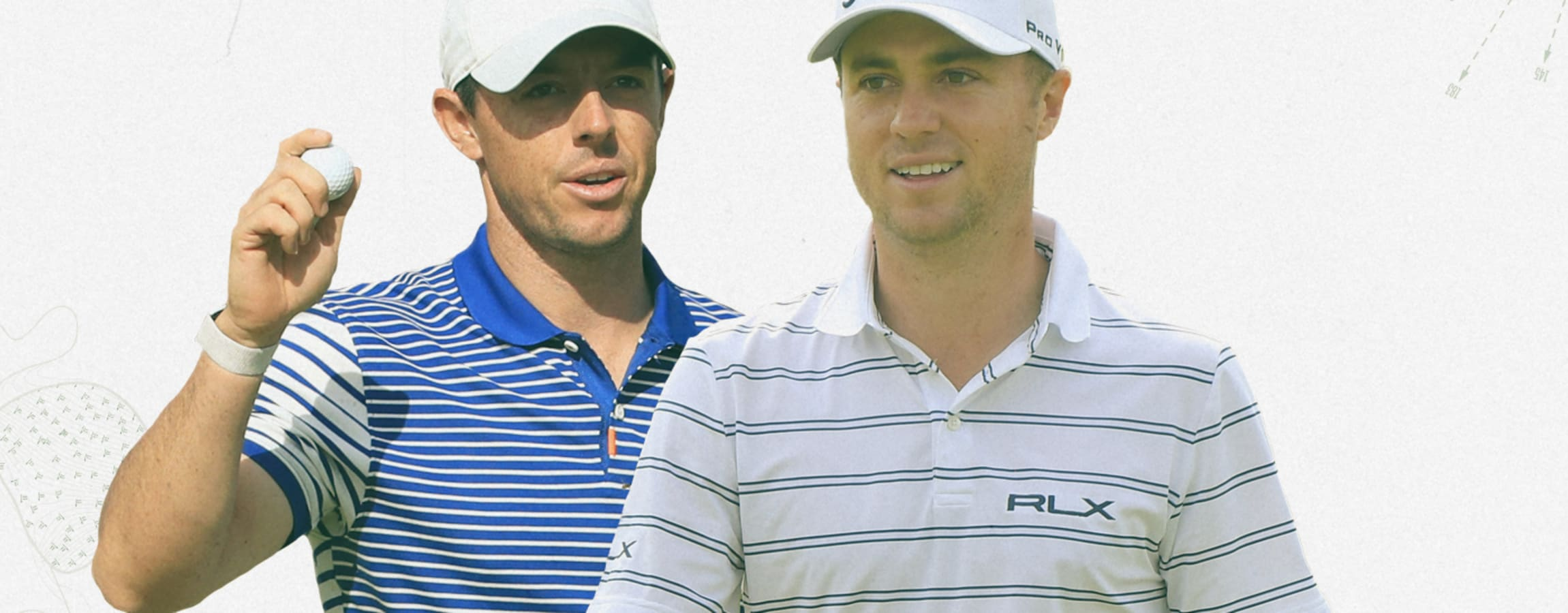 Rory McIlroy and Justin Thomas commit to THE NORTHERN TRUST