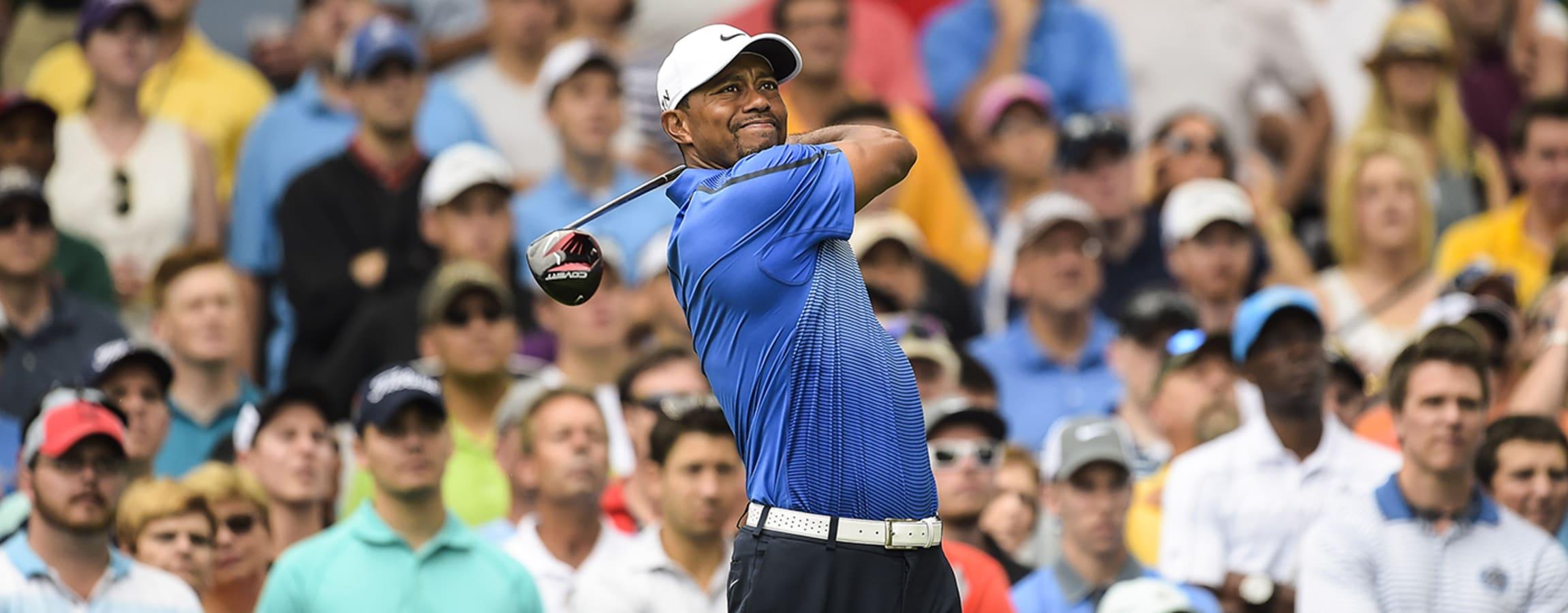 Tiger Woods qualifies for World Golf Championships-Bridgestone Invitational