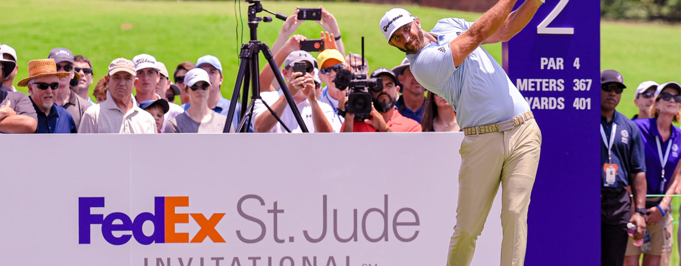 Revised Golf Calendar Results in New Dates for The 2020 FedEx St ...