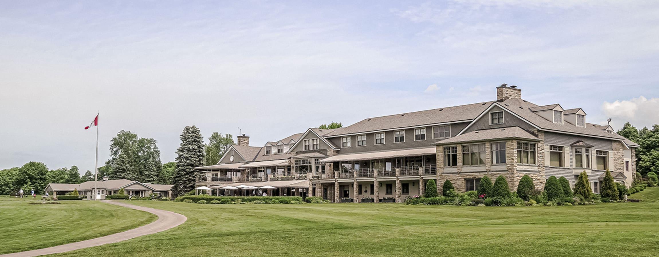La Presidents Cup de retour au club de golf Royal Montreal en 2024