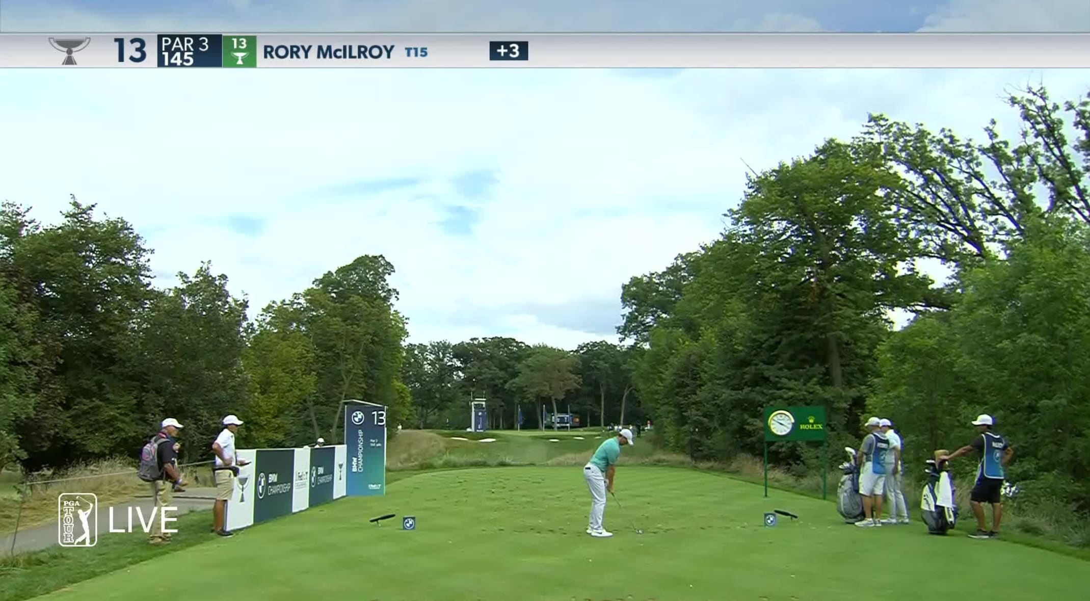 Rory Mcilroy Round 4 Recap At 2020 Bmw Championship Pga Tour