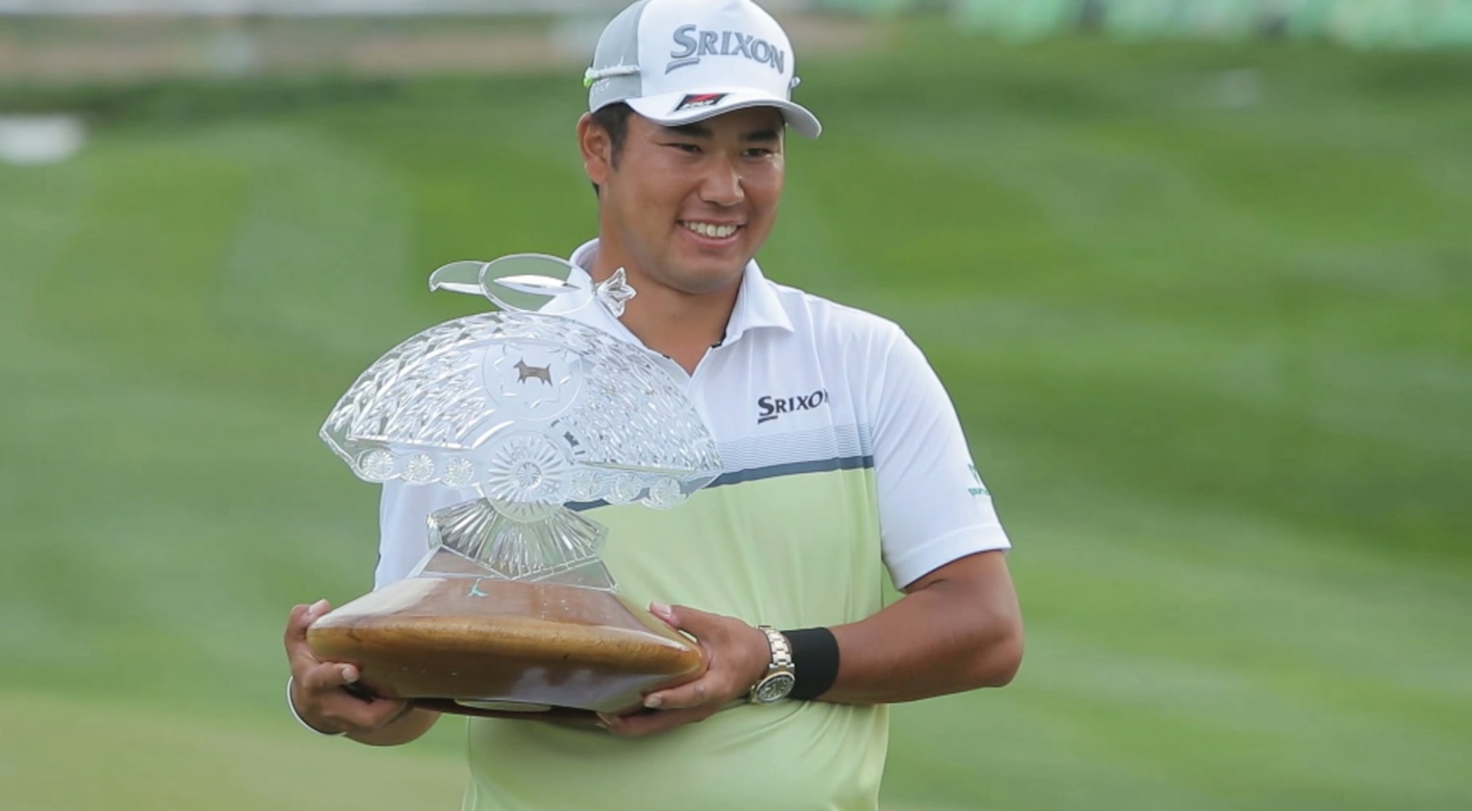 Threepeat: One of the TOUR's toughest asks
