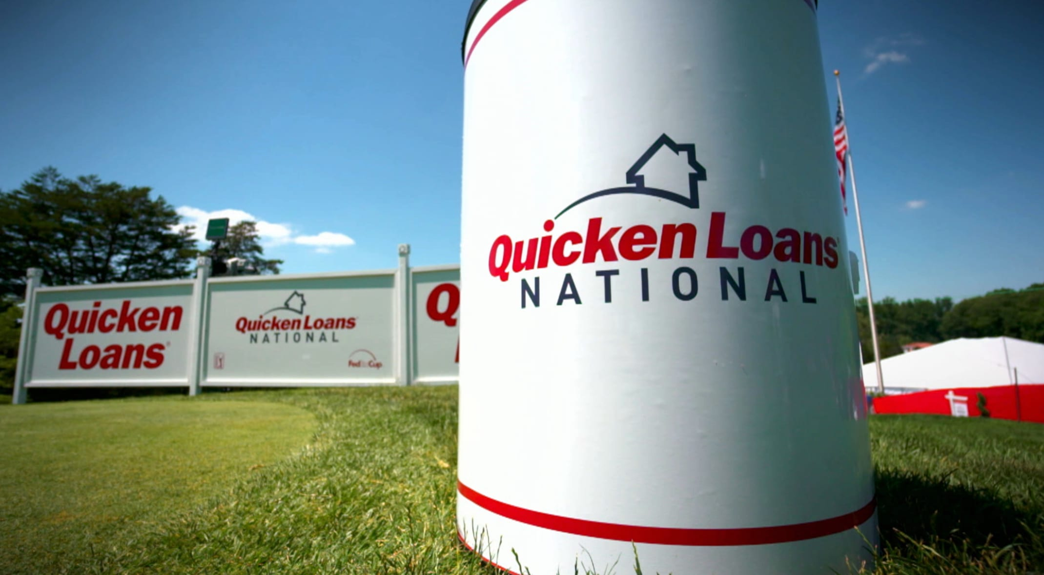The Flyover: Quicken Loans National