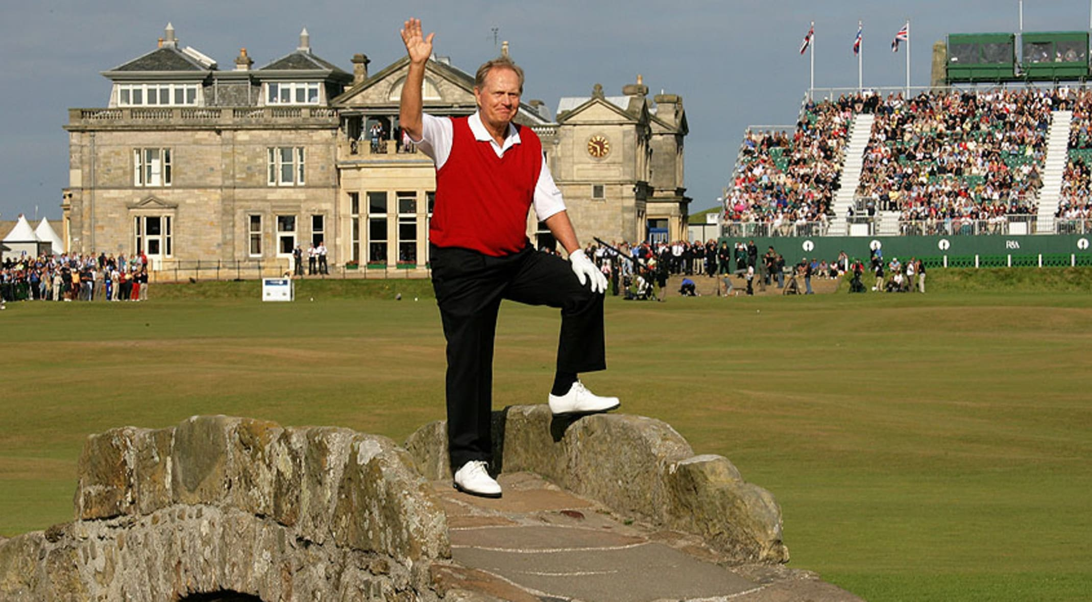 Nicklaus turns 75: Things to know about the Golden Bear