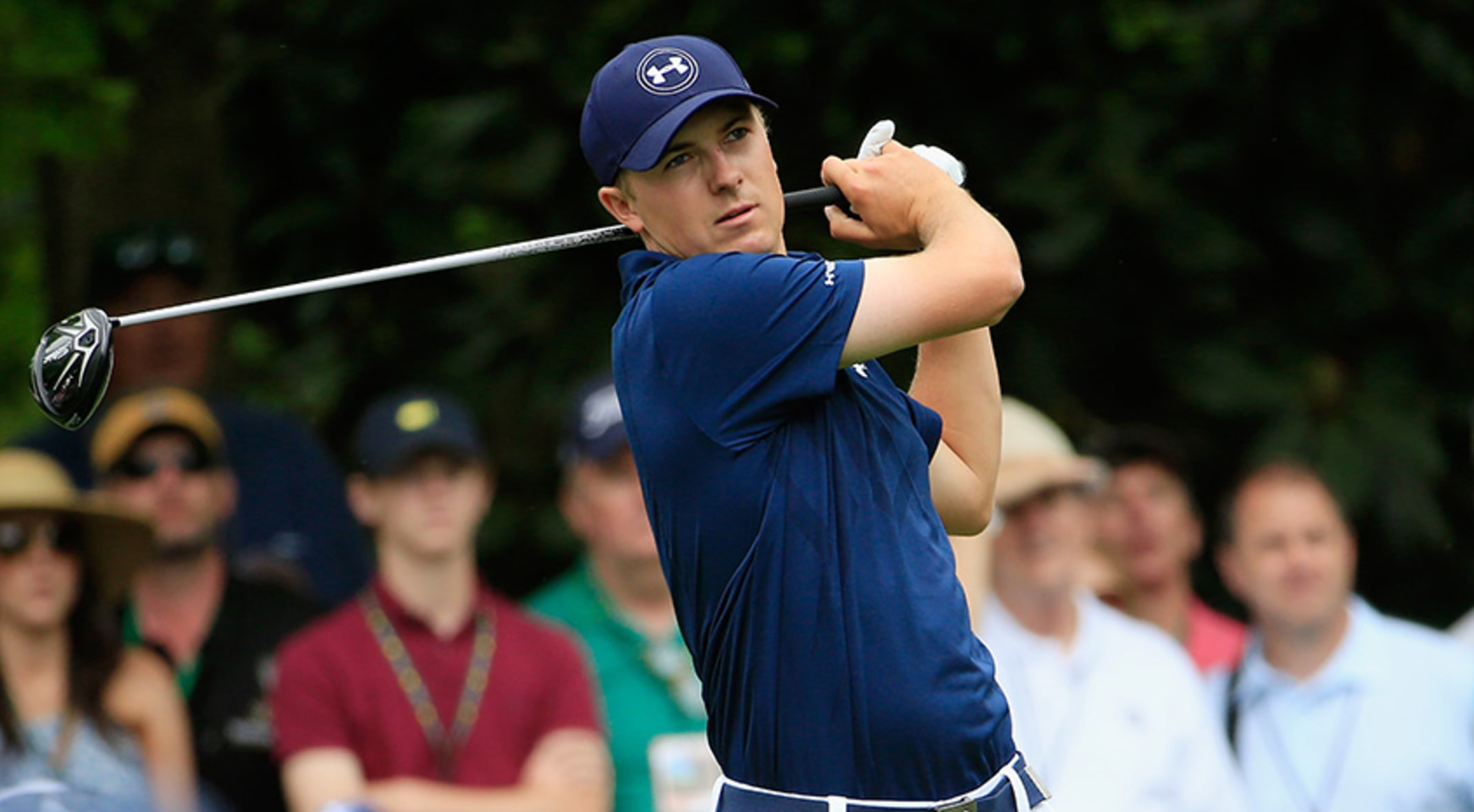 f71961209fc Jordan Spieth ranked first in birdies at Augusta National with 28. (Jamie  Squire/