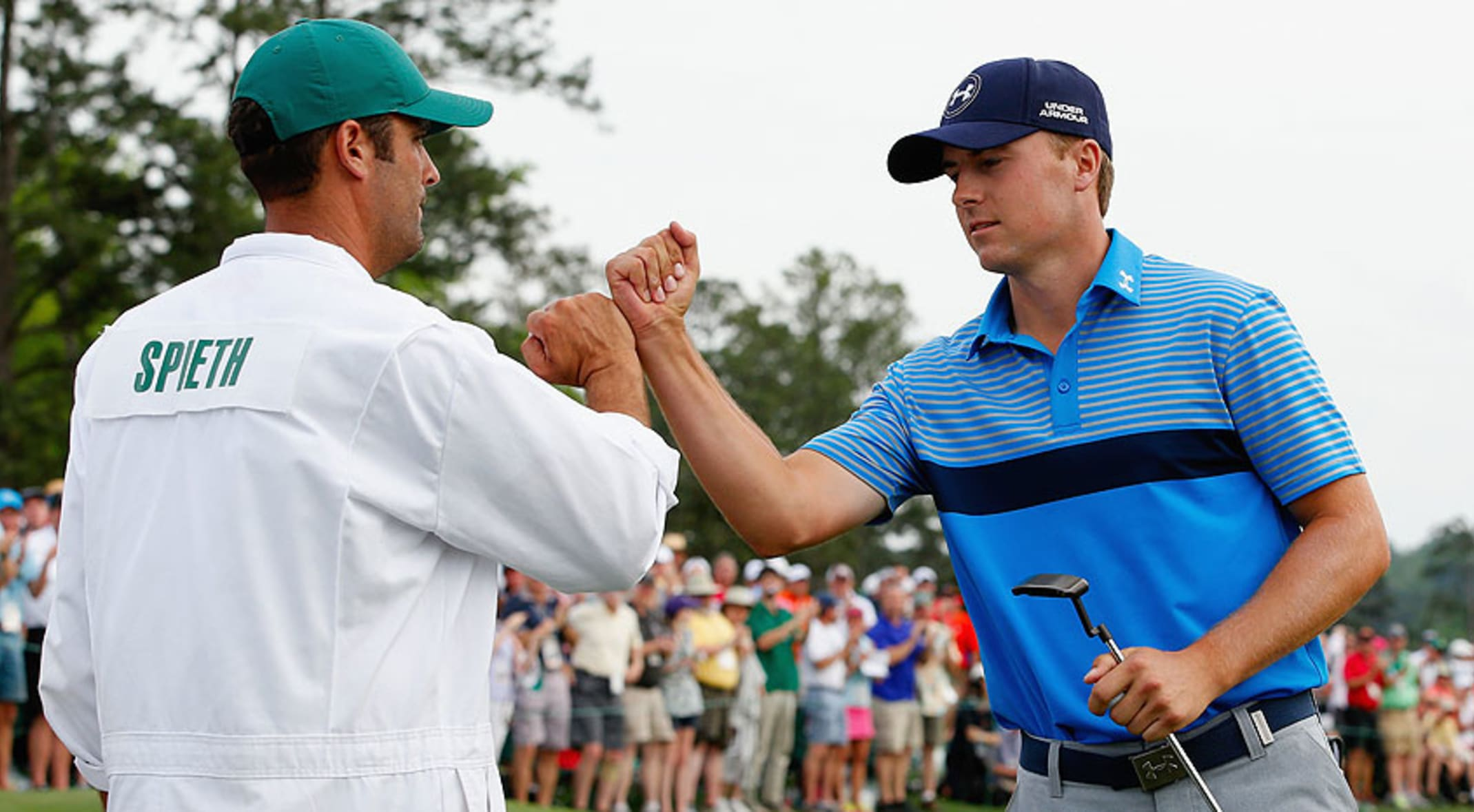 d3044ea2f84 Jordan Spieth has been dominant in the 2014-15 FedExCup competition but is  he off