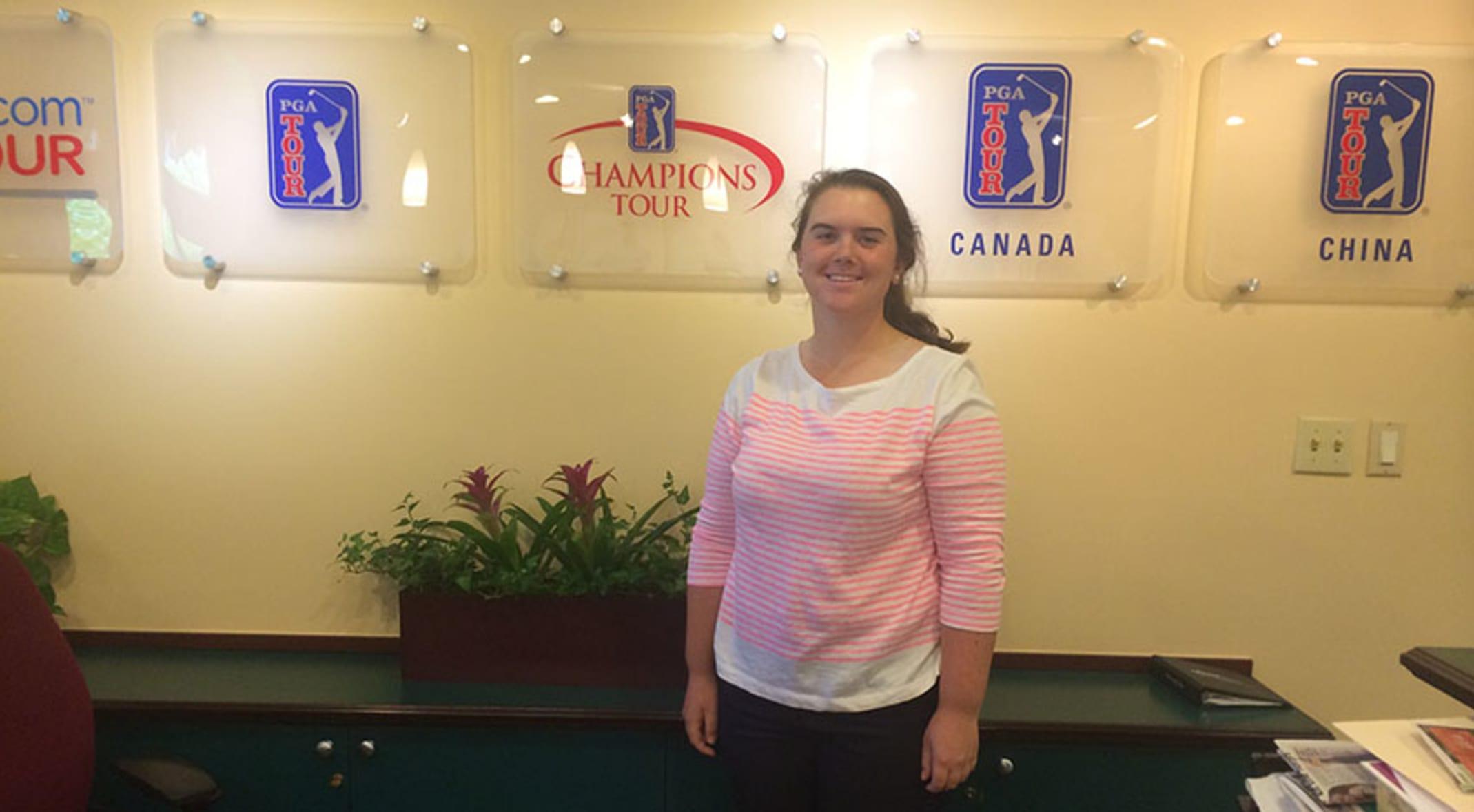 My summer as a PGA TOUR intern