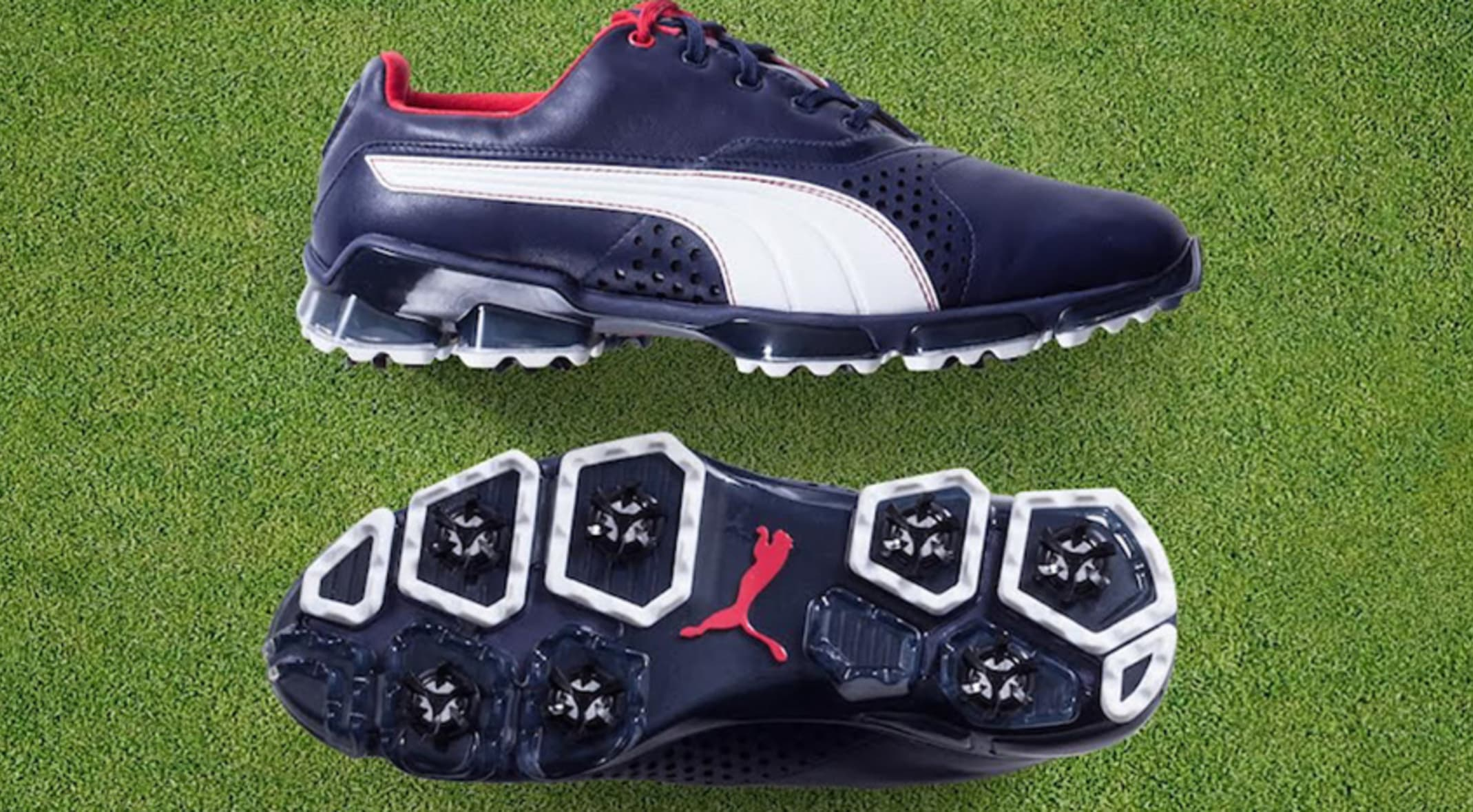 wear special edition Puma shoes