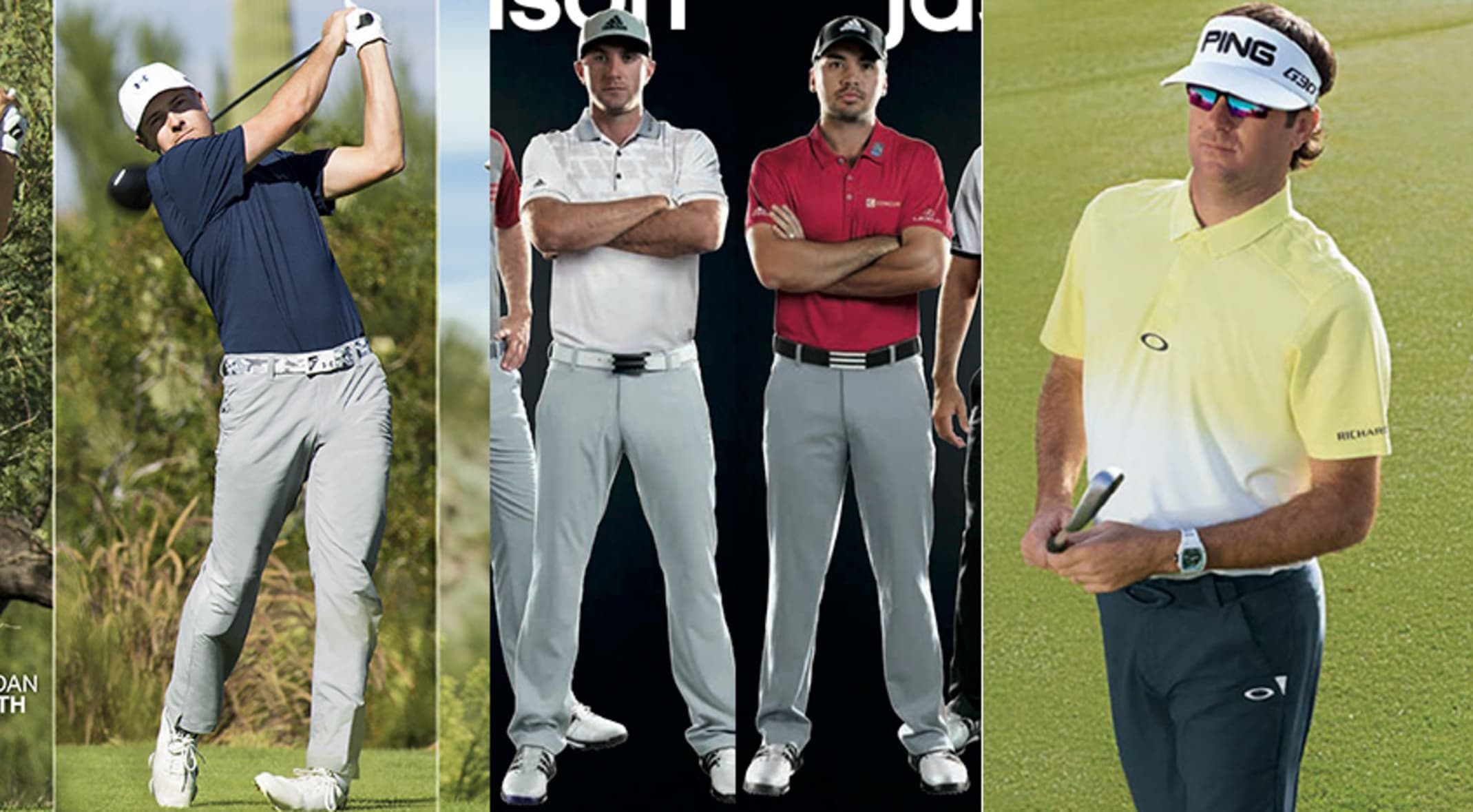 Our Style Insider breaks down what the world s best will be wearing as they  tee off 99cdec71b