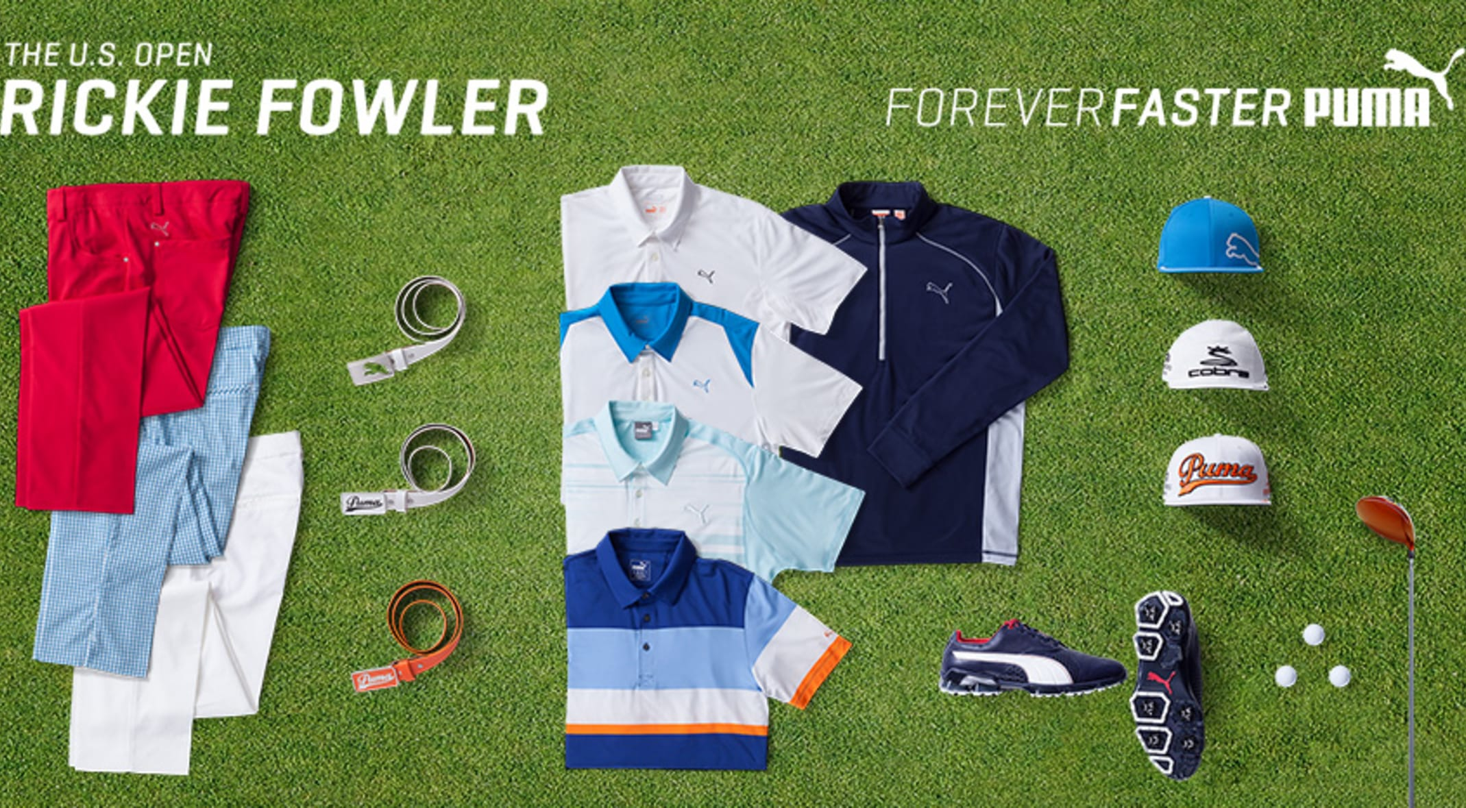 488d8f774499 Our Style Insider spoke with Rickie Fowler s COBRA PUMA Golf team to break  down what went