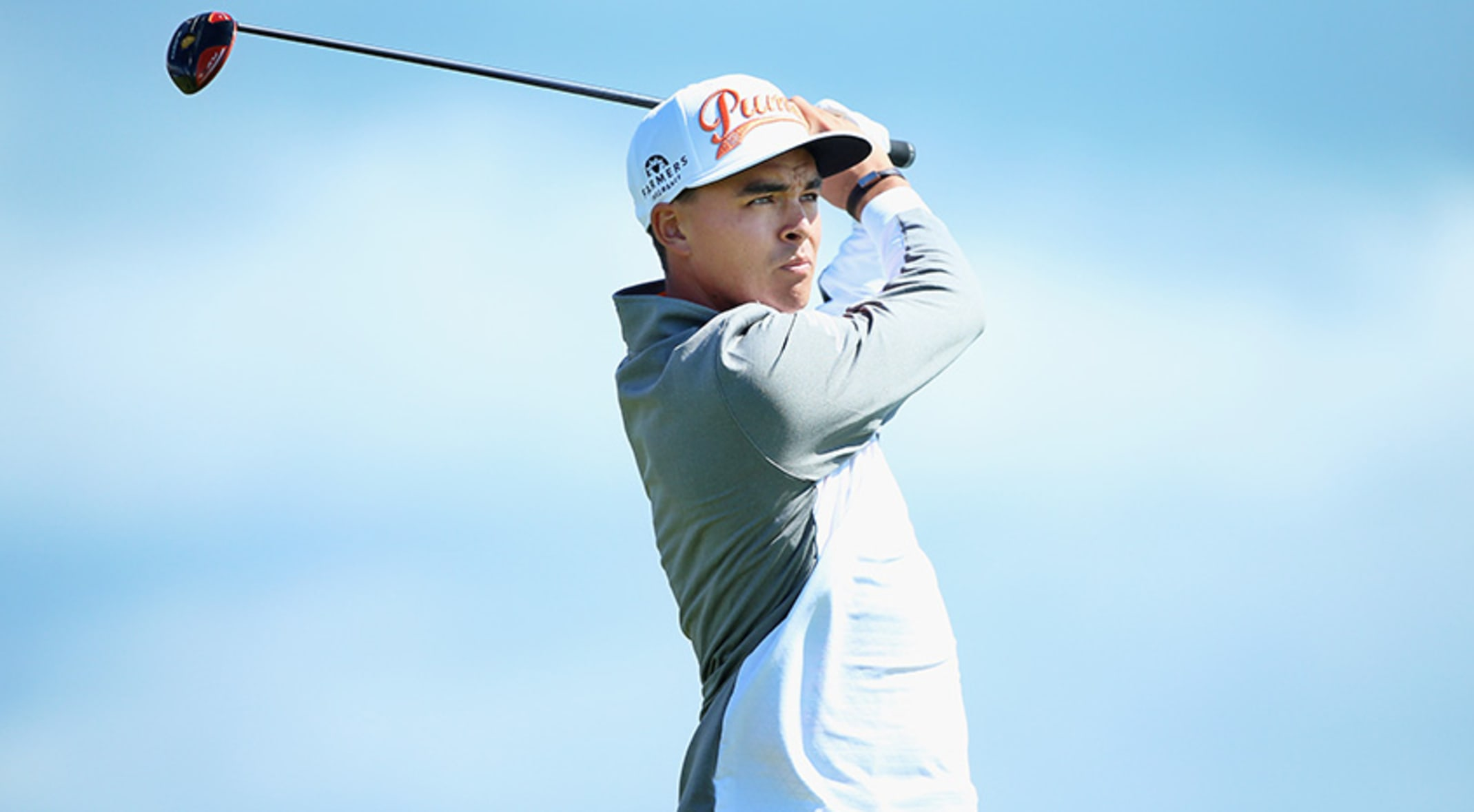 Rickie Fowler Has Finished In The Top Five Twice In Five Open Starts.  (Andrew
