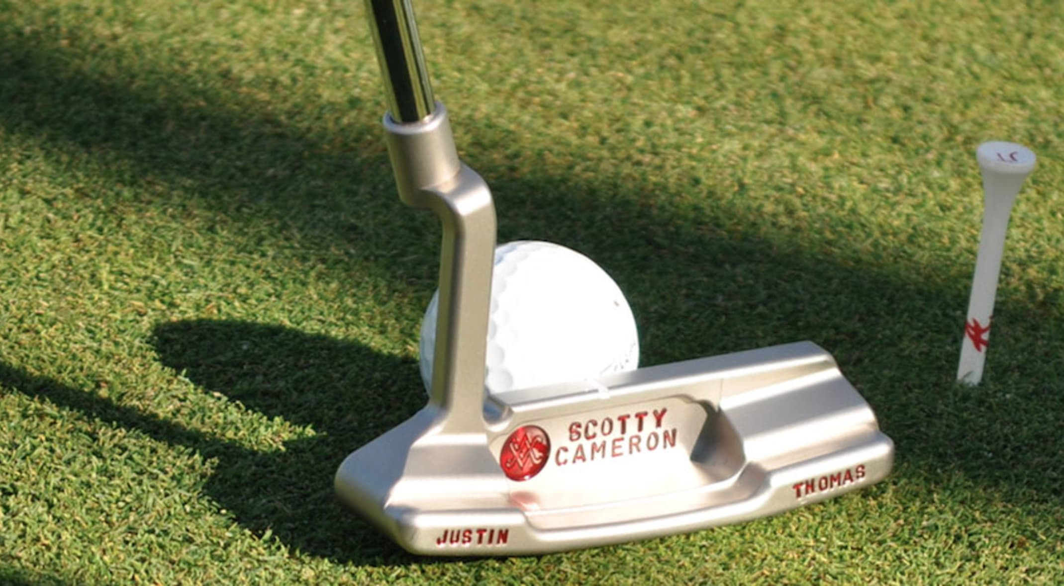 Favorite Club Justin Thomas Putter