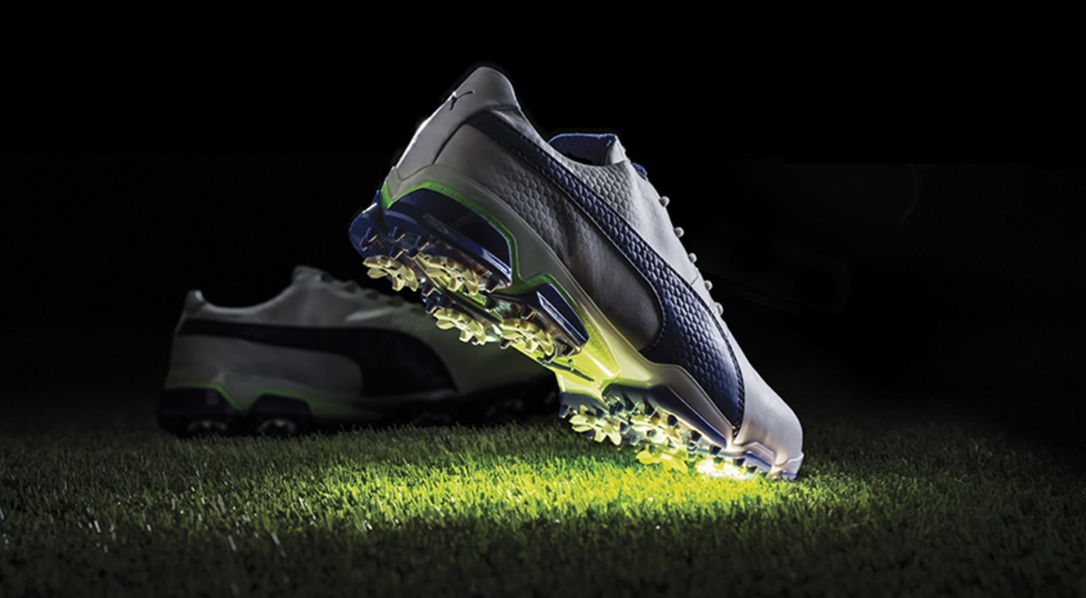 1de7d2862b52ac Puma Golf s TITANTOUR IGNITE shoes have already made their course debut  thanks to brand ambassador Rickie
