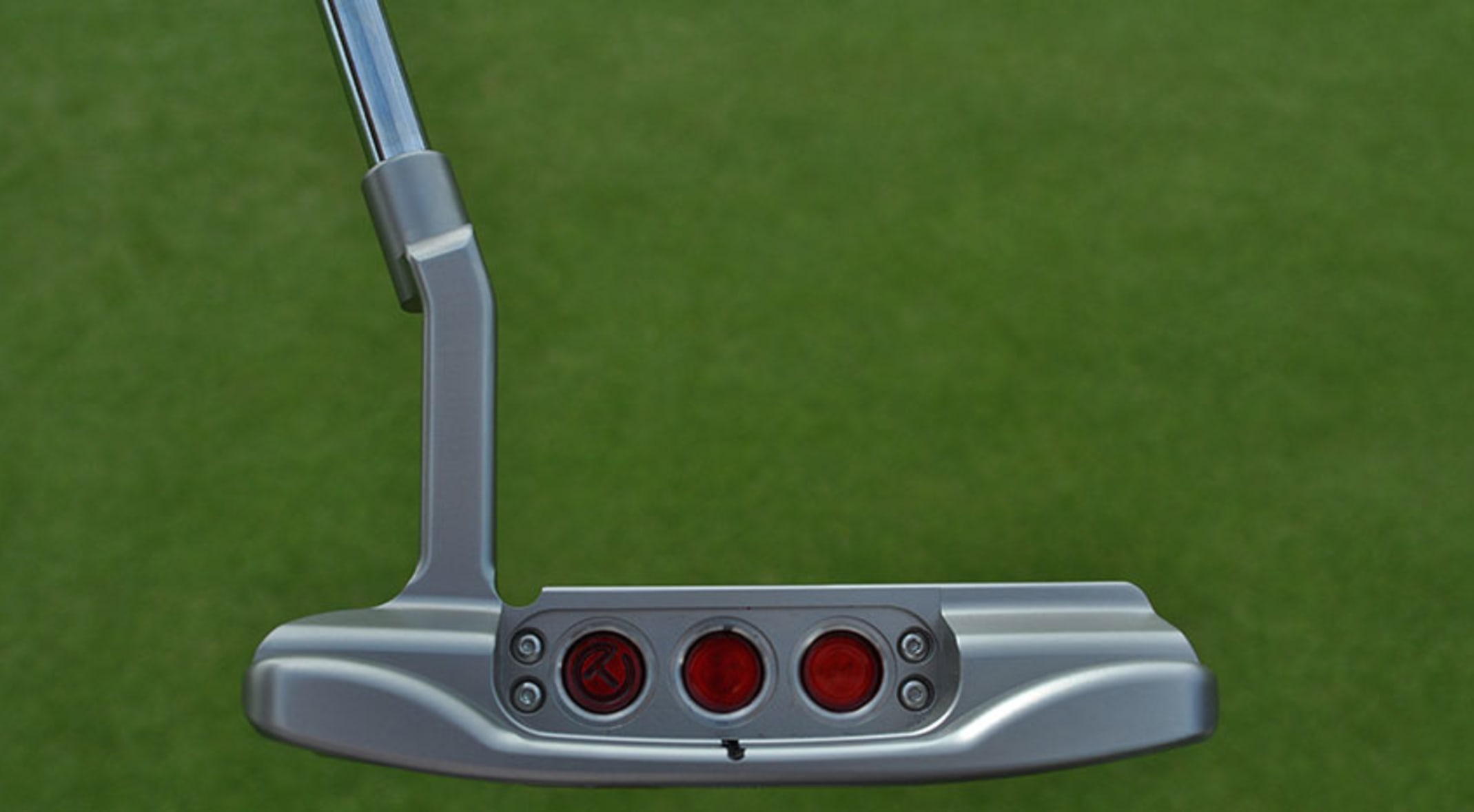 New Scotty Cameron putter spotted