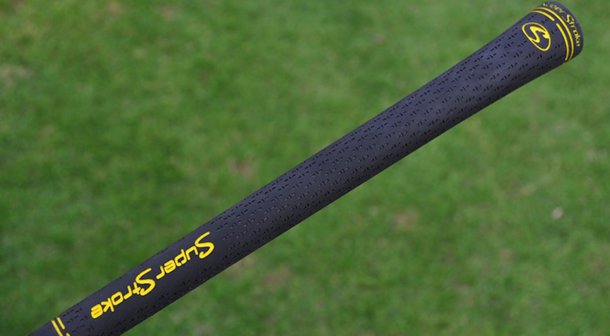 e96fcfd5515 Jordan Spieth started using the SuperStroke grips at the Hyundai Tournament  of Champions. (Getty