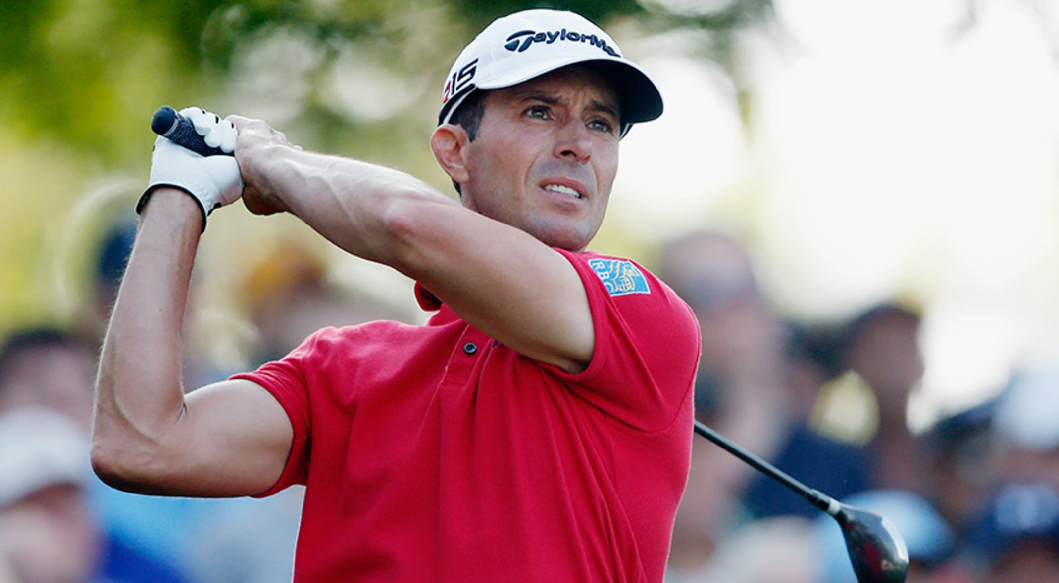 Weir back on track in life -- is golf next?