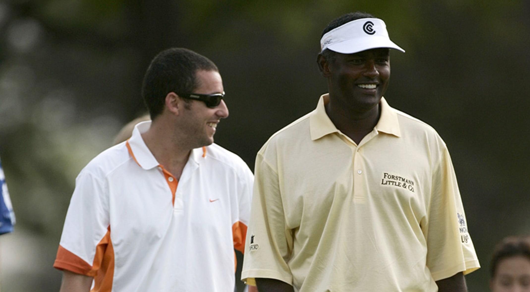 PGA TOUR players talk Happy Gilmore