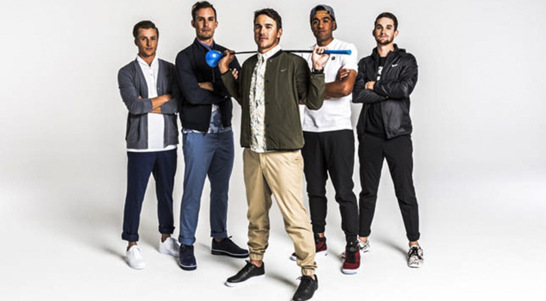 Style Insider Nike Shakes Up Golf Fashion