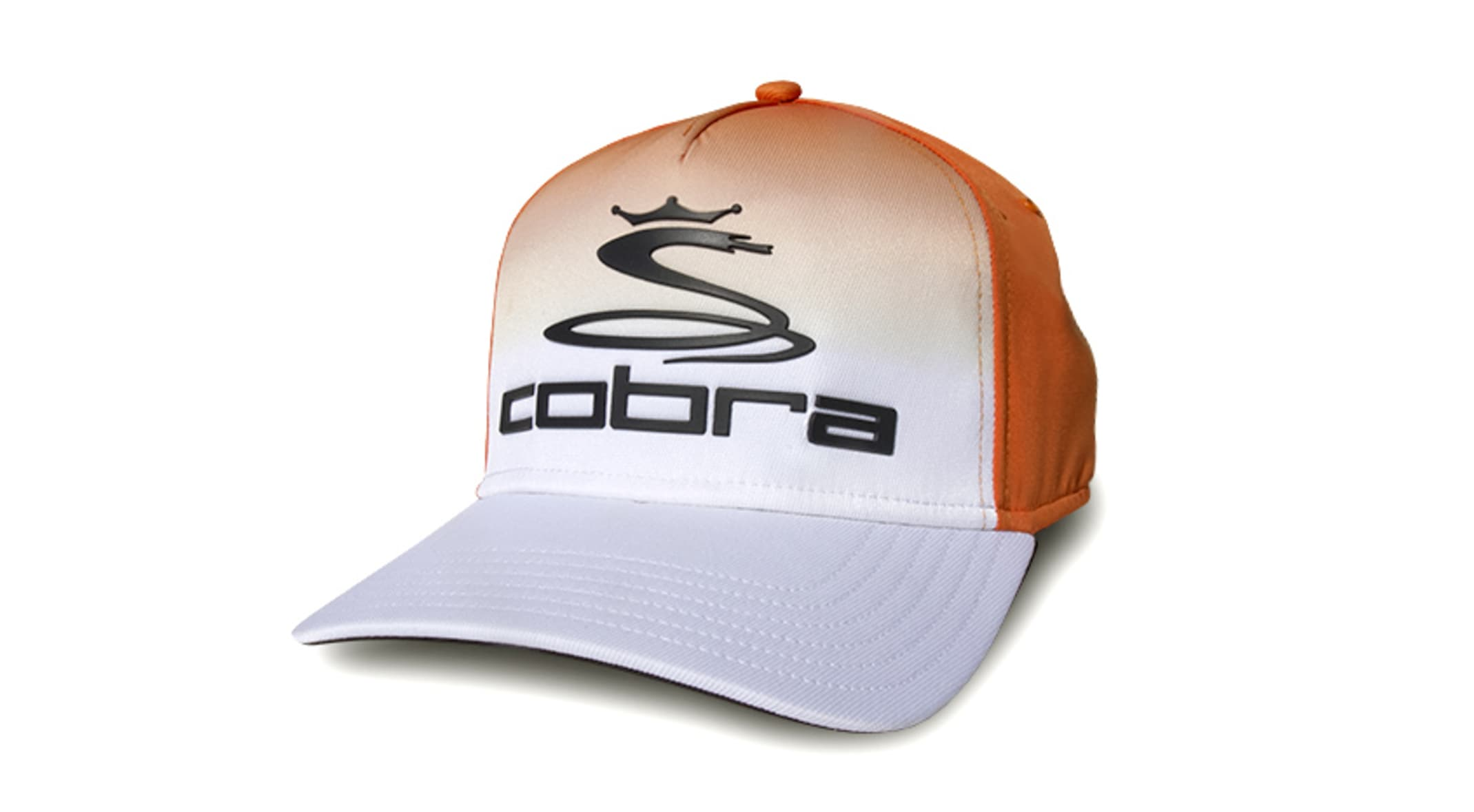 1ecf14f620ff6 Rickie Fowler will wear Cobra Puma Golf s new Tour Fade Cap on weekends  this year.