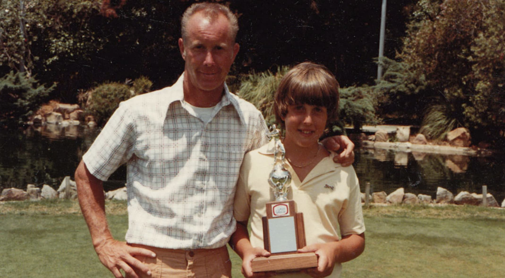 Digging into the archives on Father's Day