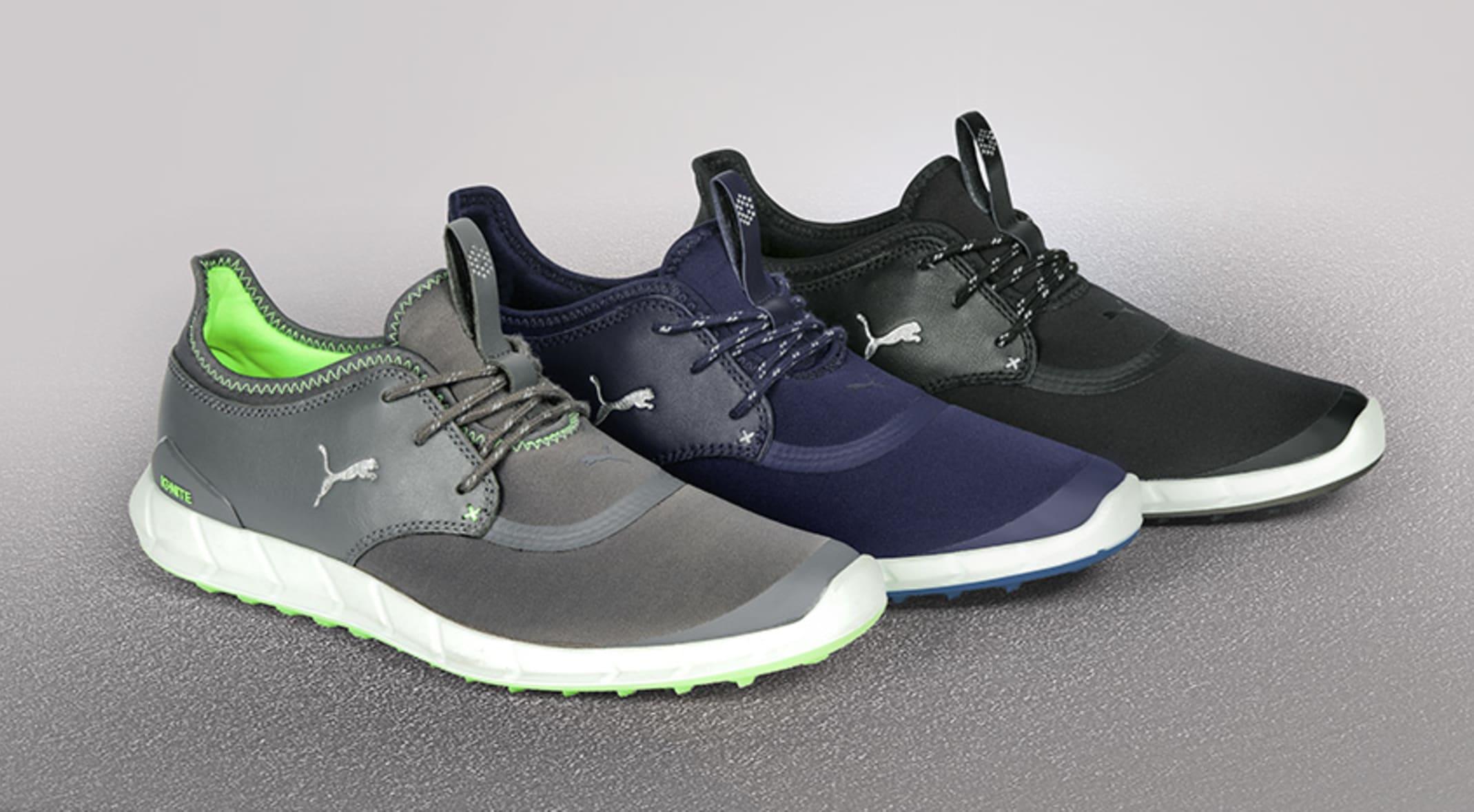 Style Insider  Bryson DeChambeau s new Puma shoes 94fdc5df7