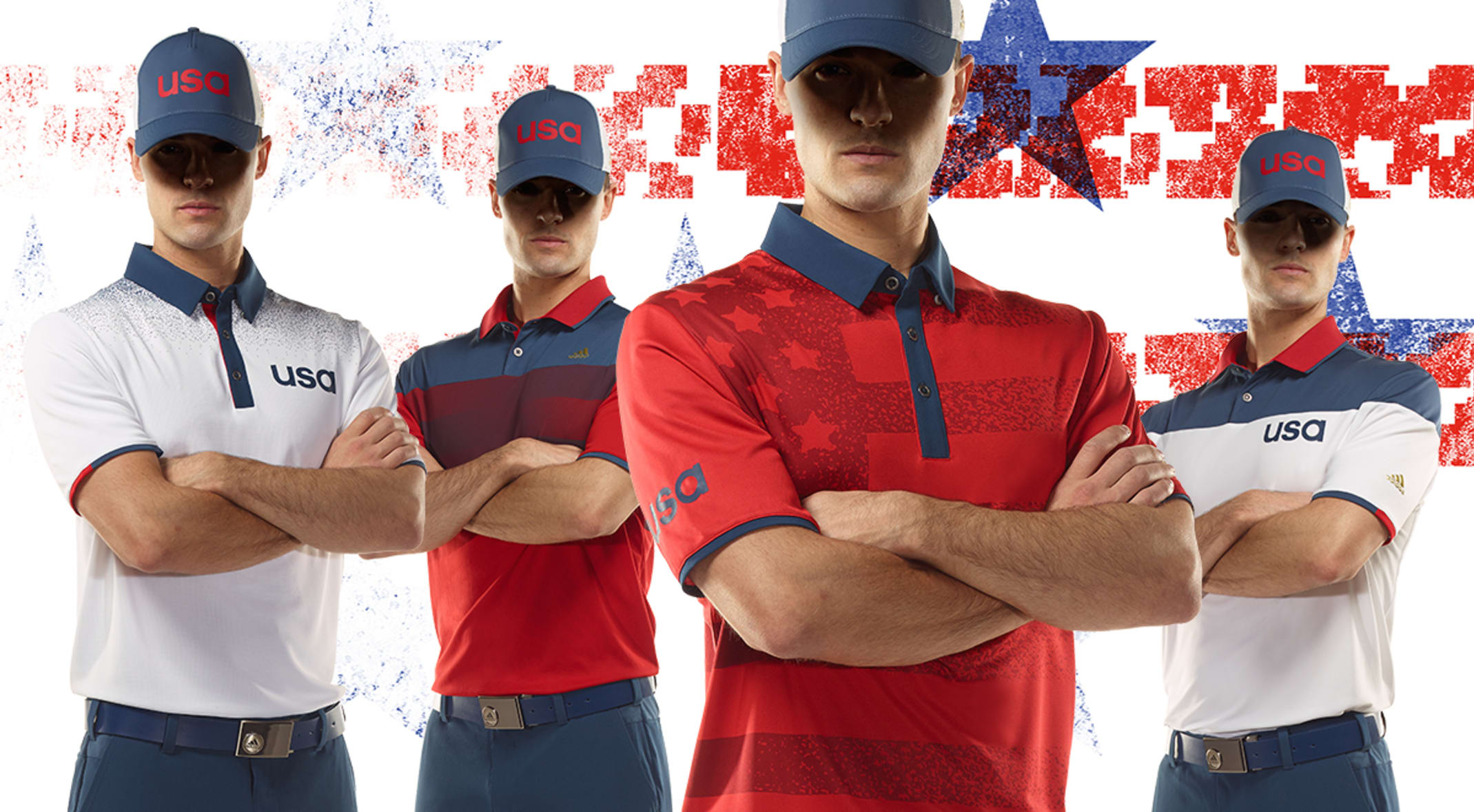 a04e0d05f79 Adidas Golf has been in the process of gearing up the U.S. golfers for Rio  since