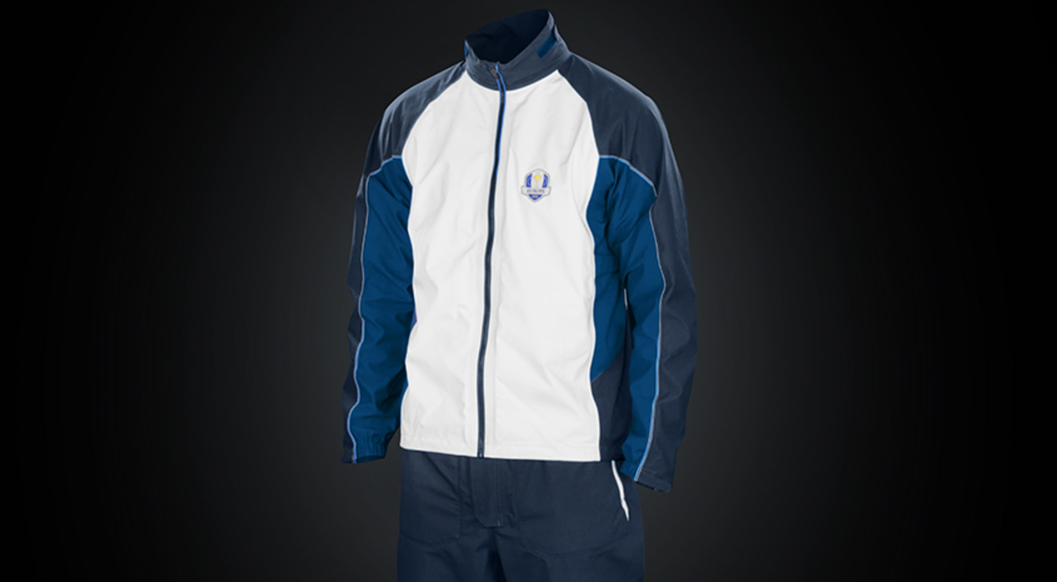 432ebe2b28a Style Insider  Ryder Cup Team Europe rain gear