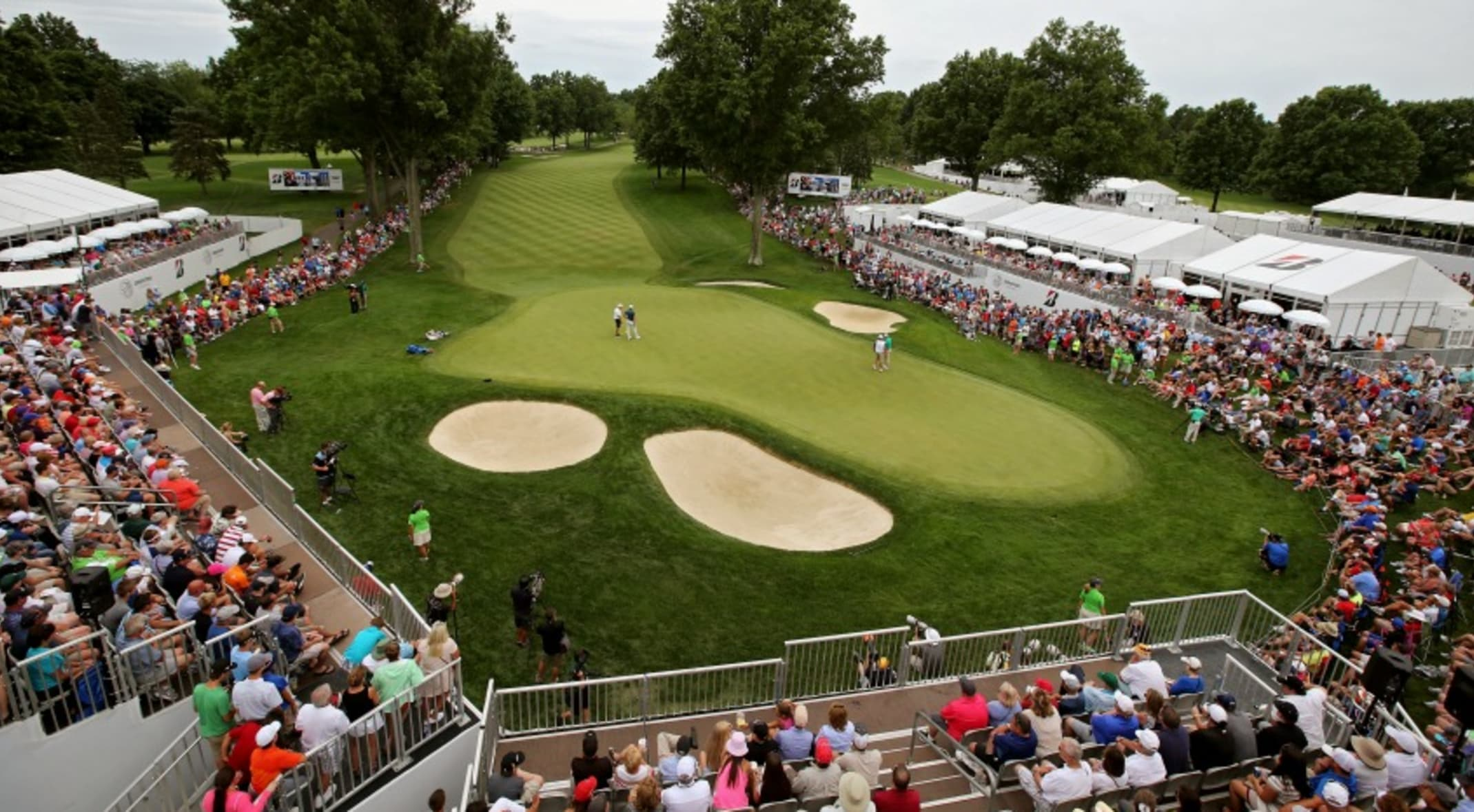 Holiday Ticket Package Announced For The Bridgestone Invitational