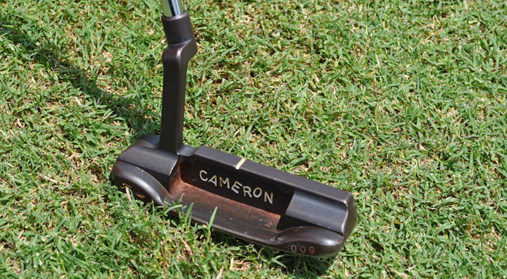 37711451d Jordan Spieth's Scotty Cameron putter guided him to a ninth TOUR  victory. (